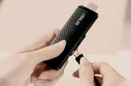 Содержимое смартфона на экране вашего ТВ – с Asus Miracast Dongle